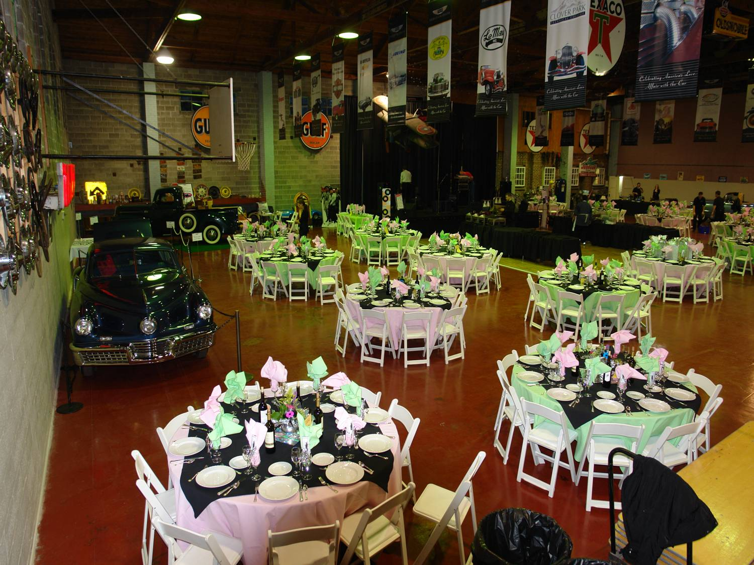 Preferred Caterer of LeMay - America\'s Car Museum - Gallucci\'s Catering